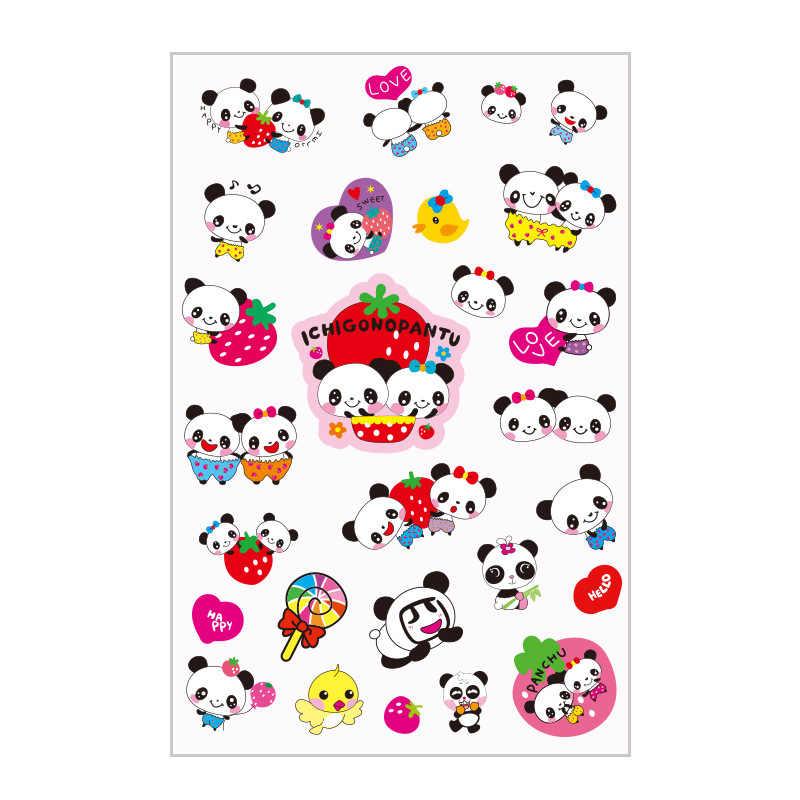 2020New 1 stücke Japanischen Schreibwaren Aufkleber Nette Katze Klebrige Papier Kawaii Tagebuch Tiere Aufkleber Für Dekoration Tagebuch Scrapbooking