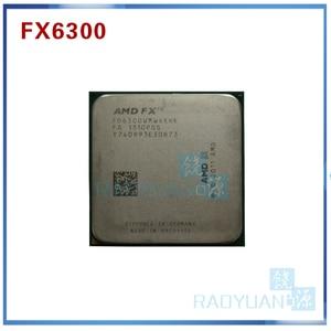 AMD FX6300 3.5GHz SIX-Core CPU Processor FX 6300 FD6300WMW6KHK 95W Socket AM3+(China)
