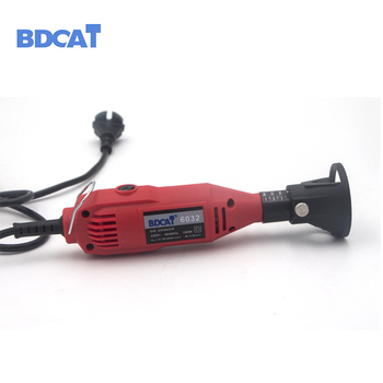 BDCAT Мини электрическая роторная шлифовальная машина инструмент с переменной скоростью DIY ручная дрель гравировка шлифовальная полировальн...
