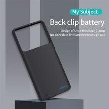 2019 7000mAh Power Bank Charging Cover Cases For Huawei Nova 5 Power Case External Battery Power Charger Cases