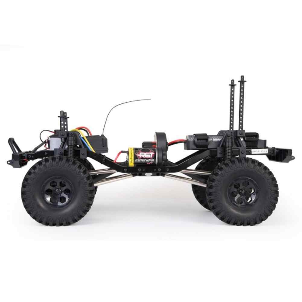 Hsp Onbeperkt Afstandsbediening Klimmen Auto 2.4Ghz Rc 4WD Off-Road Voertuig Simulatie Voertuig Met Daklichten En bagagerek