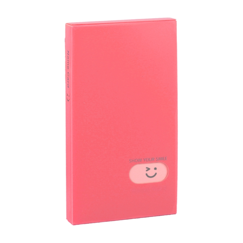 120 Pockets Business Card Book ID Credit Holder Name Card Picture Photo Album 1XCB