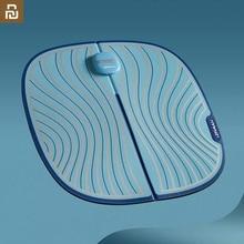 Youpin Leravan USB الكهربائية EMS القدم الساق العضلات تدليك نبض مدلك حصيرة لتعزيز الدورة الدموية آلام العضلات