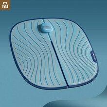 Youpin Leravan USB Elettrico SME Gamba Piede di Massaggio del Muscolo di Impulso del Massager Zerbino per Promuovere La Circolazione del Sangue Dolore Muscolare