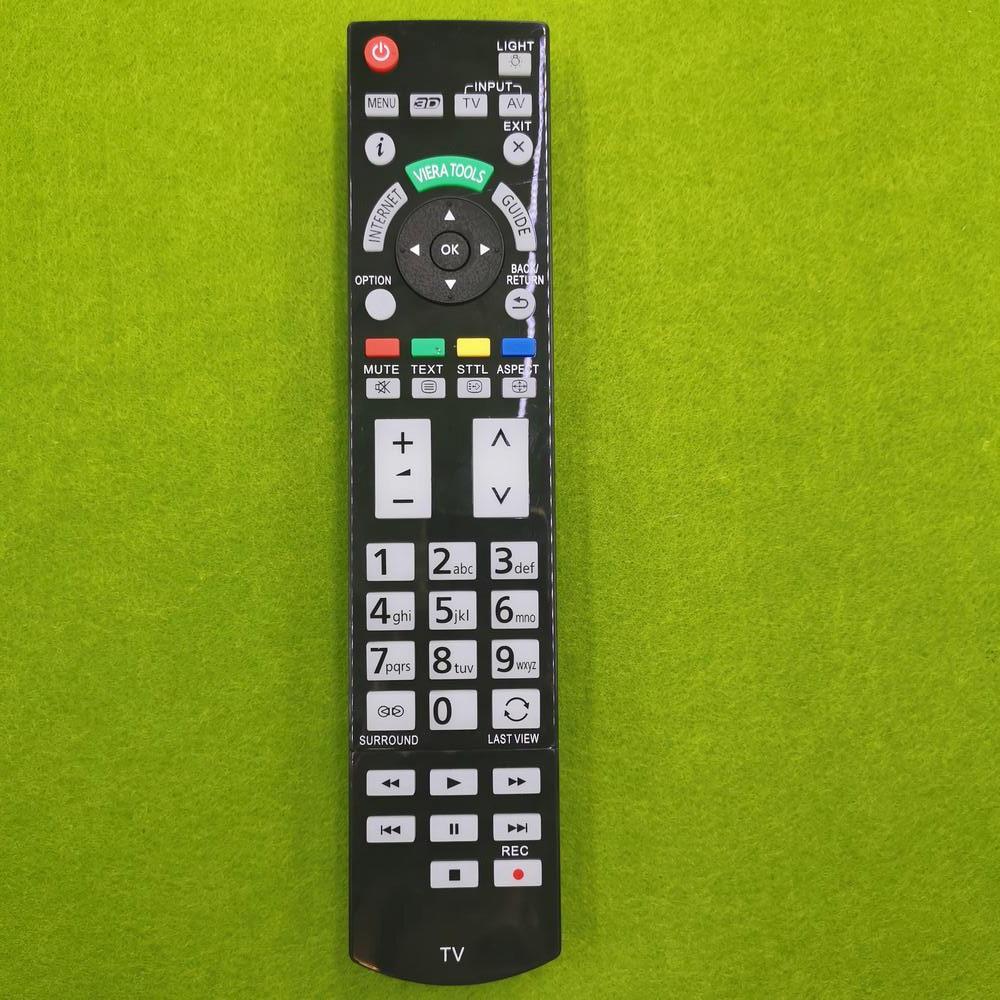 Пульт дистанционного управления N2QAYB000715 для Panasonic TX-L42ETW50 led TV