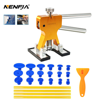 Car Body Dent Repair Tools Dent Removal Puller With 10 Tabs Strong Suction Cup Paint Dent Repair Lifter Tool dent repiar tools auto body tools dent puller kit spotter stud welder spot welding gun washer chuck holder car bodywork dent repair automotive