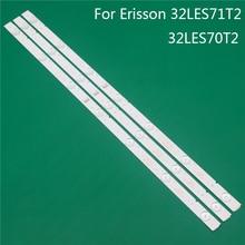 LED TV Illumination For Erisson 32LES71T2 32LES70T2 LED Bars Backlight Strips Line Ruler 5800 W32001 3P00 0P00 Ver00.00 RDL320HY