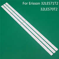 LED TV Illumination For Erisson 32LES71T2 32LES70T2 LED Bars Backlight Strips Line Ruler 5800-W32001-3P00 0P00 Ver00.00 RDL320HY