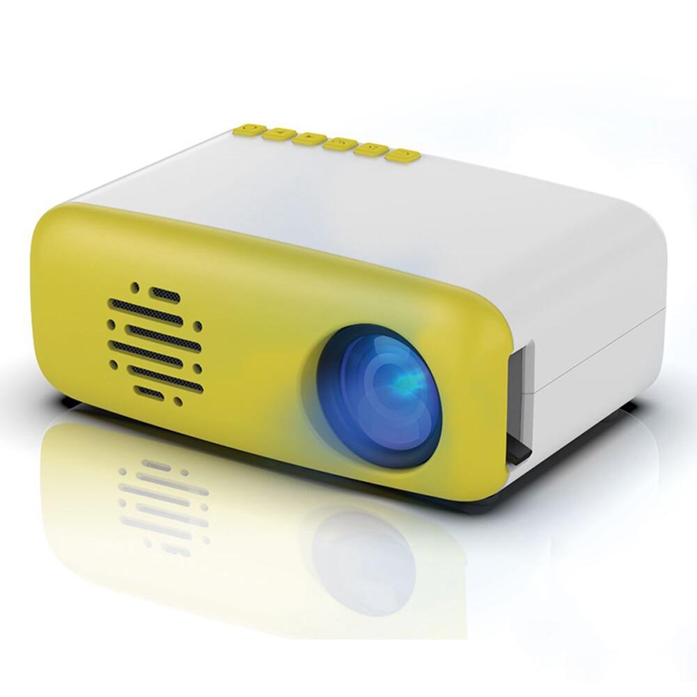 mini lcd projetor hdmi alta definicao casa media player para festa de teatro privado nc99