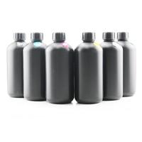 Tinta uv dura de winnerjet lus150 com a microplaqueta para impressora de mimaki jfx200 jfx500 ujv500 ujf|Kits de recarga de tinta|   -