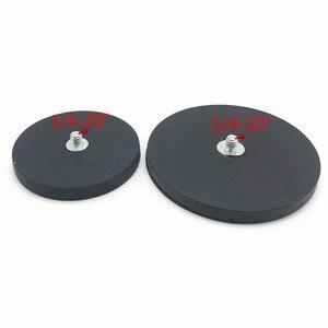 Image 1 - Magnetische magnet auto motorrad saugnapf halterung 1/4 Schraube Montieren DSLR Kamera Zubehör Punkt für kamera camcorder smartphone