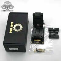 UFS BGA 254 Sockets Adapter for easy jtag plus box