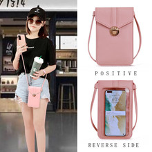 Fashion Designer Wallet Luxury Brand Women Pink Preppy Style High Quality Pu Leather Mobile Phone Clutch Bag Carteras Para Mujer