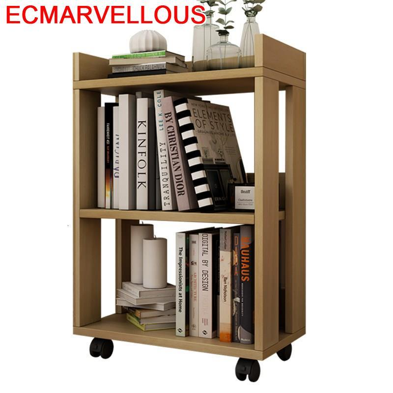 Cabinet Furniture Estanteria Infantil Minimalist Ladder Shelf Vitrina Libreria Scaffale Book Rack Modern Librero Bookshelf Case