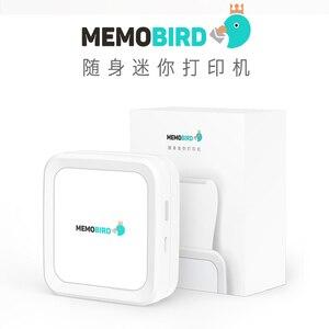 Image 3 - Memobird GT1 Pocket Thermische Printer Bluetooth Draadloze Telefoon Foto S Printers Notities Ontvangsten Stickers Perfect Gift Voor Studenten