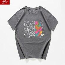 Amazing Geek / Artist Brain men's T-shirt
