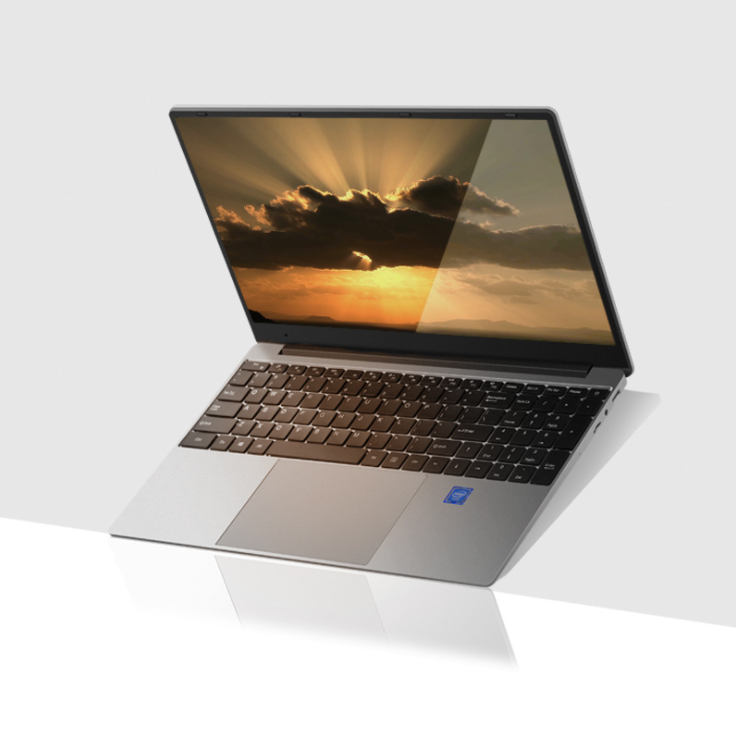 13.3 Inch Notebook Win 10 Home OS / Intel Core I5-10210U 4.2GHz CPU / 8GB DDR4 RAM + 512GB SSD Laptop
