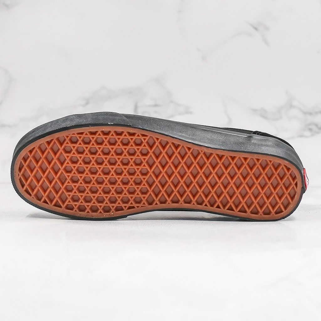 Furgonetas de la pared estilo 36 descontaminación SF-cabeza viejo Skool Unisex negro zapatos de hombres/mujeres de Skate de deporte GD Retro zapatillas de deporte
