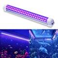 Светодиодный УФ-светильник  10 Вт  светодиодный светильник для DJ-ленты с эффектом s  сценический фиолетовый интегрированный светильник для д...