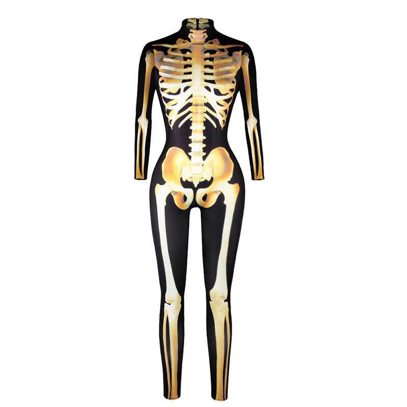 게임 코스프레 의상 3D 배틀 로얄 해골 기병 코스프레 의상 젠타이 바디 수트 Fortniter Suit Jumpsuits 할로윈 의상