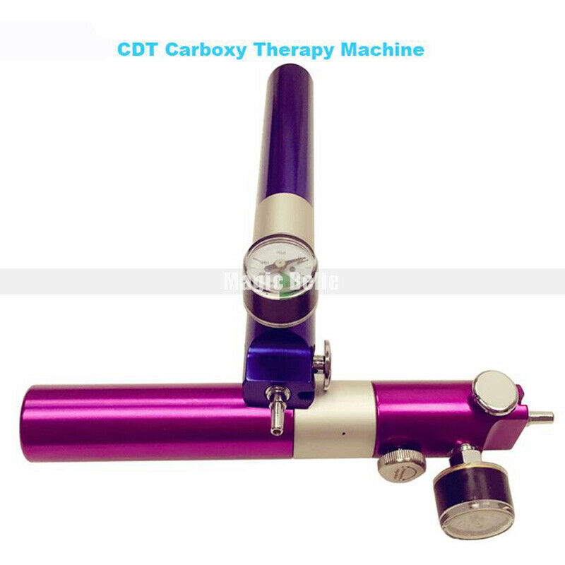 CDT Carboxytherapy Machine Automatic Machine C2P CO2 Gas Skin Care for Facial Spots CDT Device/Cdt Inject Machine image