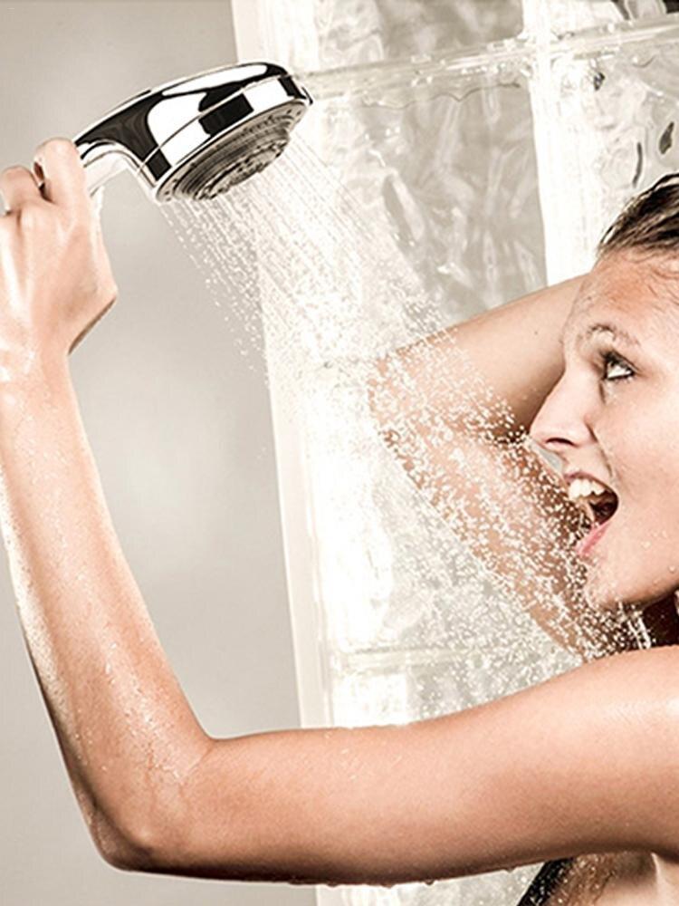 Душ насадка 7 спрей режимы высокий давление массаж душ насадка ручной насадка ванная аксессуары поток регулируемый душ насадка