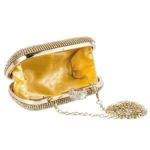 Image 3 - Вечерняя Сумка клатч, сумочка с бриллиантами, вечерняя сумка с цепочкой, сумка на плечо, женские сумки, кошельки, вечерняя сумка для свадьбы