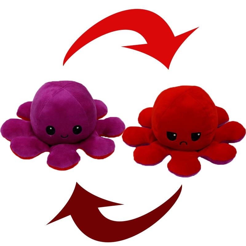 Reversible Octopus Stuffed Toy29