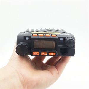 Image 3 - QYT KT 8900 מיני נייד רדיו Dual band 136 174MHz 400 480MHz 25W משדר KT8900 רכב ווקי טוקי