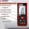 Лазер Sndway дальномер дальнометр 40 м 50 м 70 100 м 120 электронная рулетка цифровой трена лазерная рулетка дальномер
