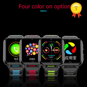 Image 2 - New Arrival ip68 real waterproof swimming style 4G Kids Smart watch sim card GPS SOS WIFI Android Smart gps Watch boy girl