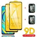 Glas, gehärtetem glas für redmi hinweis 9s kamera schutz note10 pro xiaomi note9 9pro screen protector redmi hinweis 10 pro glas