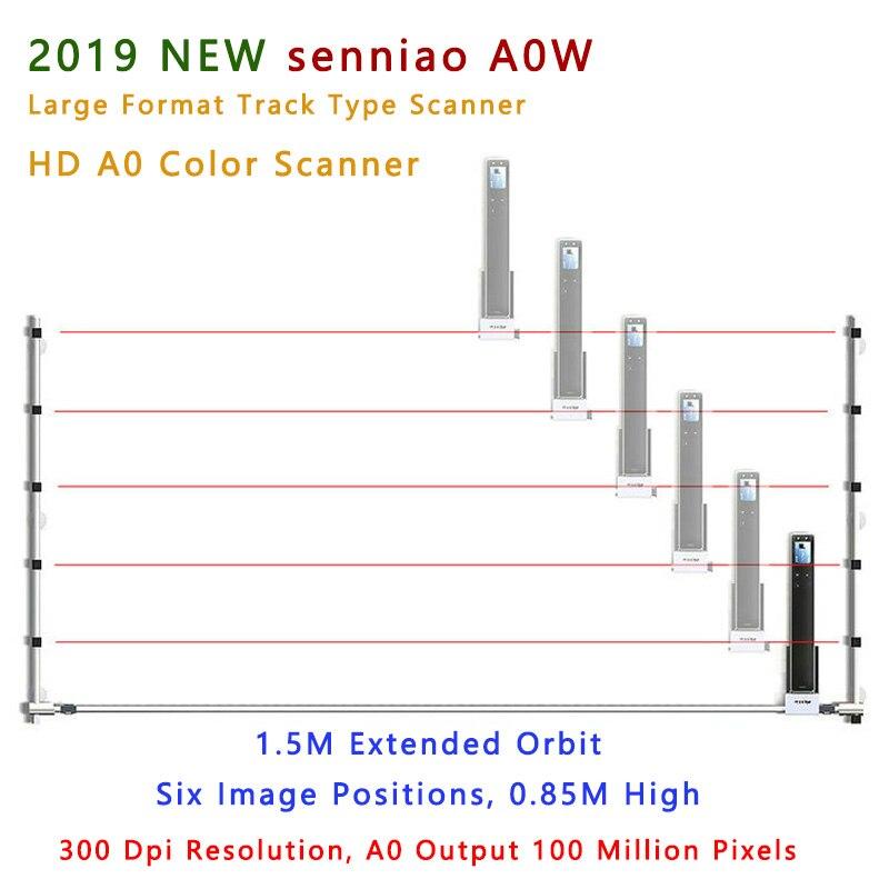 2019 nova senniao a0w faixa scanner de 04