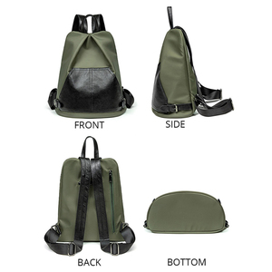 Image 4 - POMELOS Backpack Women Fashion High Quality Waterproof Oxford Fabric Women Backpack Travel School Bags For Teenage Girls