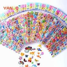 Random Sticker Birthday-Gifts Girls Diy Princess 20-Sheets/Lot Children's Cartoon