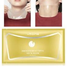 3pcs Collagen Crystal Neck Mask Firming Tighten Anti Wrinkle neck Whitening Anti-aging Mask Beauty Moisturizing Neck Skin Care