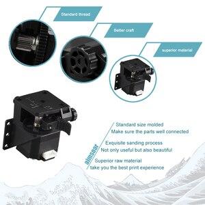 Image 3 - Titan Extruder 3D Drucker Teile Für MK8 E3D V6 Hotend J kopf Bowden Montage Halterung 1,75mm Filament