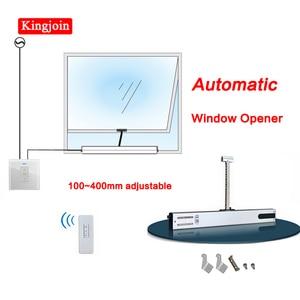 Image 2 - O uso automático do abridor de janela com, estufa controlada a distância atuador automático da janela chain abridor de janela elétrico