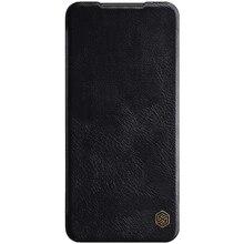 NILLKIN QIN Flip Cover para redmi note 9s de cuero de la tarjeta de bolsillo teléfono cubierta Capa Coque para xiaomi redmi Nota 9 pro max