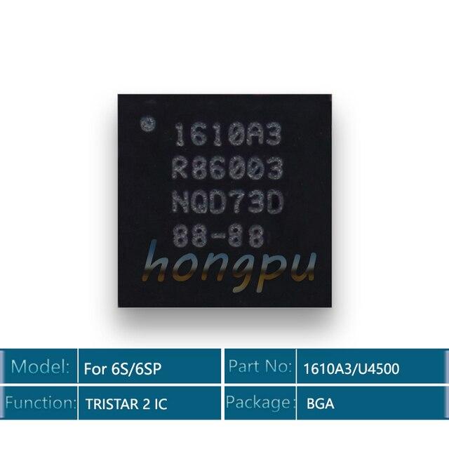 20 cái/lốc U4500 1610A3 Dành Cho iPhone 6 6S 6 Splus 6S Plus U2 USB sạc IC chip sạc 36 chân