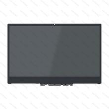 LCD Touch Assemblea di Schermo Con Cornice Per Lenovo Yoga 720 15IKB P/N 5D10N24288 5D10N24289 5D10M42865 5D10M42865