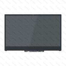 LCD Touch Screen Montage Met Frame Voor Lenovo Yoga 720 15IKB P/N 5D10N24288 5D10N24289 5D10M42865 5D10M42865