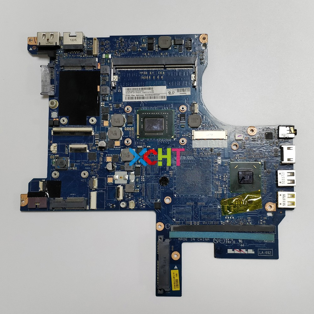 FRU : 04W3425 w <font><b>I5</b></font>-<font><b>2430M</b></font> CPU HM65 for Lenovo ThinkPad E420S NoteBook Laptop PC Motherboard Mainboard image