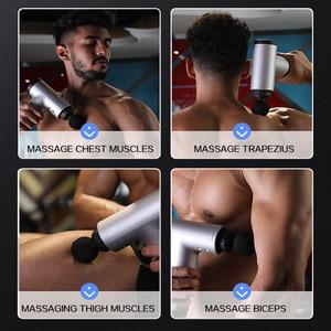 Image 4 - Vale a pena de Fitness Gym Fascia Corpo da Pistola Máquina de Massagem de Relaxamento Muscular Relaxar Equipamento Integrado de Formação para Mulheres Dos Homens