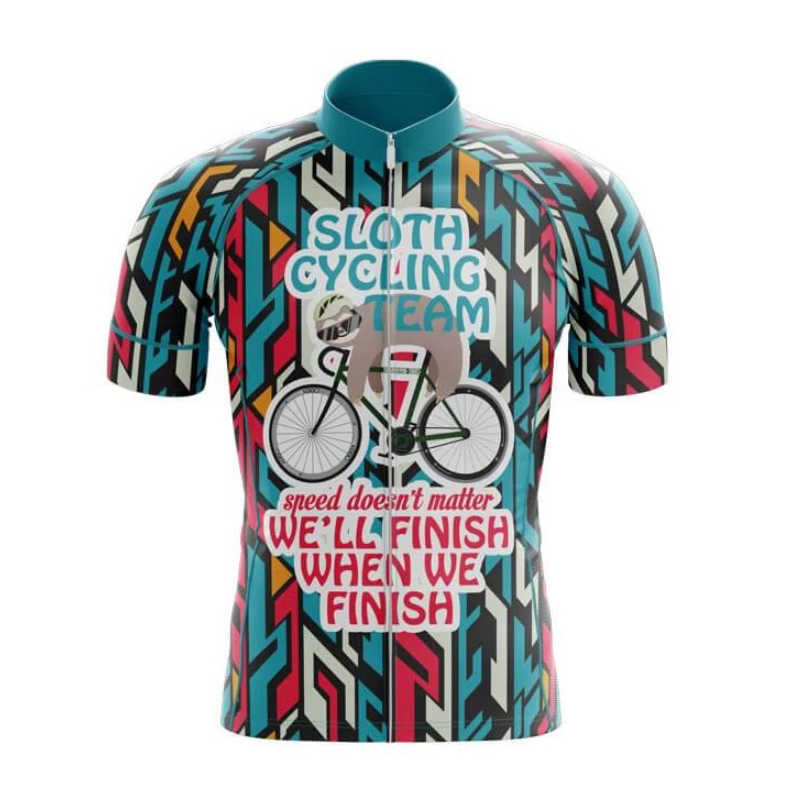 The Sloth Cycling Jersey