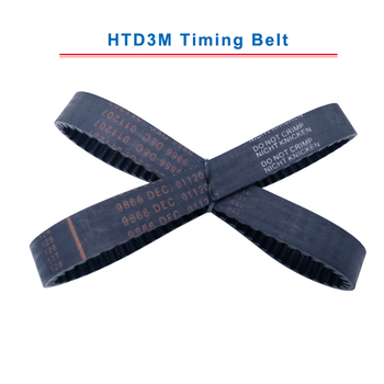 HTD3M Timing Belt with circular teeth 3M-531/537/543/546/549/552/555/558/564/570  teeth pitch 3mm belt width 10/15 mm free shipping 1pcs htd1540 14m 40 teeth 110 width 40mm length 1540mm htd14m 1540 14m 40 arc teeth industrial rubber timing belt