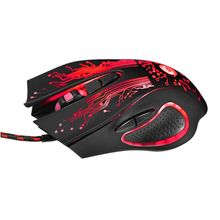 usb mouse wired gaming 5500 dpi optical 7 buttons game mice for pc laptop computer e sports 1 5m cable usb game wire mouse Gaming Mouse 6 Buttons Adjustable DPI USB Cable Wired Mouse for Computer Laptop LED Optical Mouse