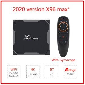 X96max Plus Android 9.0 TV Box