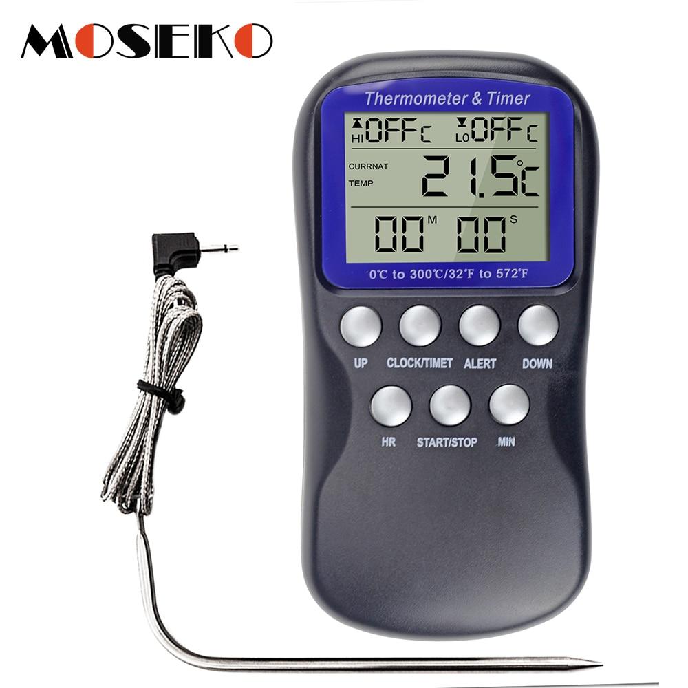 50 ° c a 300 ° C Termometro Digitale Temperatura Sensore Misuratore di temperatura