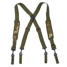 Suspender Molle-Belt Airsoft Tirante Police Combat Army Adjustable Adult Hunting-X-Back